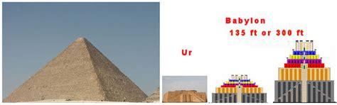 How High Is 150 Meters sumeria ziggurats