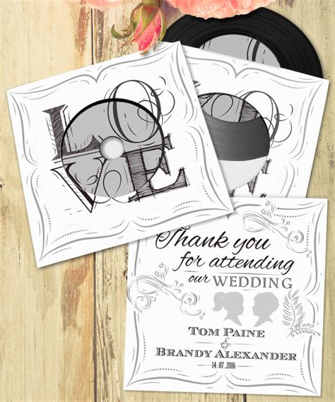 Wedding Invitation Template Cds wedding invitation cds and wedding favour cds