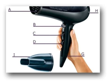 Hair Dryer Philips Tresemme philips tresemme hp4991 07 dc hair dryer diffuser ebay