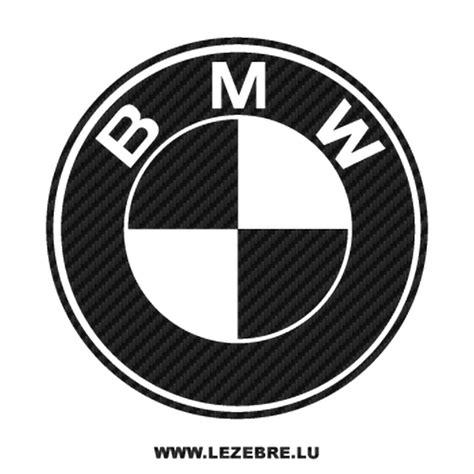 bmw bicycle logo bmw logo carbon decal 3
