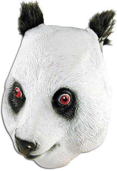 panda rubber st buy panda rubber overhead mask animals fancy dress masks