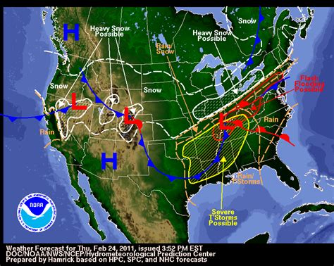 us weather map noaa national weather forecast 171 earth
