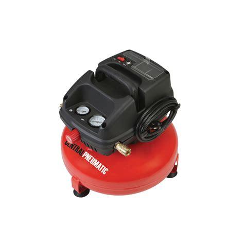 gal  hp  psi oilless pancake air compressor