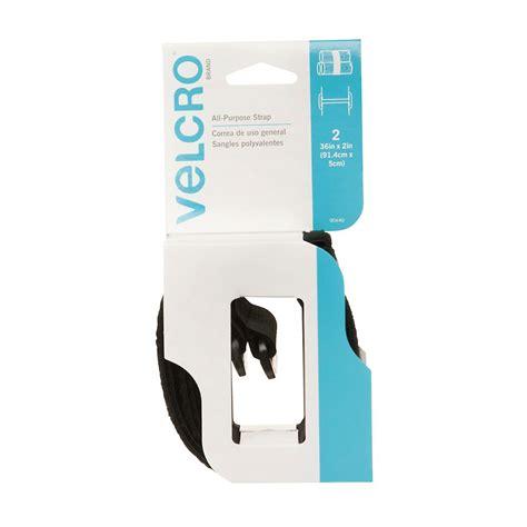 velcro velcro 3 ft x 2 in velstrap velcro straps 2 pack