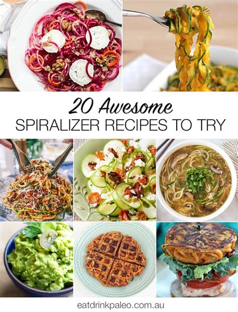 8 Awesome Potato Recipes To Try by 20 Awesome Spiralizer Recipes To Try Today Spiralizer