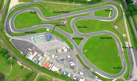 raceway layout meaning clay pigeon raceway track review and circuit guide kart365