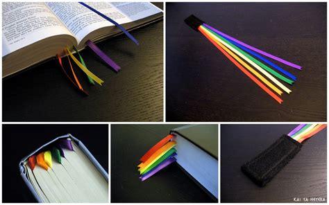 Book Marker Silicone Pembatas Buku ta hetera multi ribbon bible bookmark