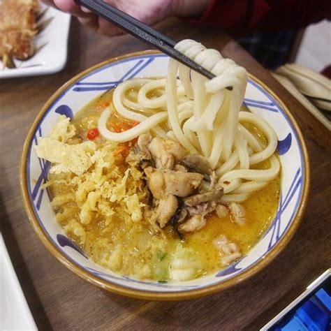 culinary marugame udon ambarrukmo plaza jdfoodiary
