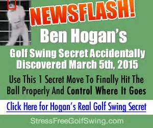 tension free golf swing stress free golf swing review ben hogan s no 1 golf