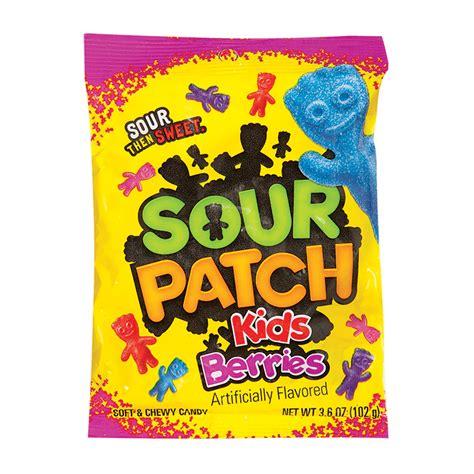 Sour Patch Kids Crispy Treats
