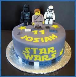 starwars kuchen amanda s custom cakes lego wars cake