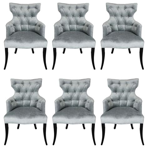 Upholstered Tufted Dining Room Chairs by Upholstered Dining Room Chairs Top Upholstered Dining