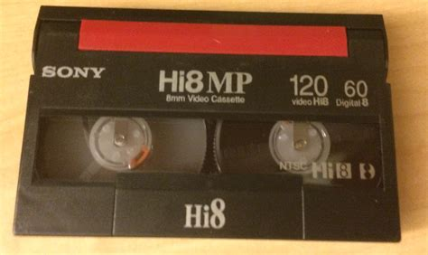 cassette to dvd hi8