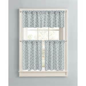 Curtain In Kitchen Kitchen Curtains Walmart