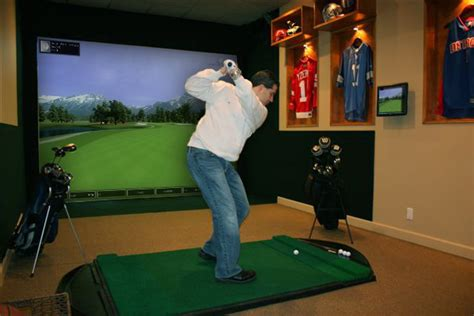 visual sports systems golf simulators multi sport