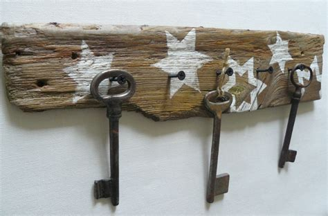 unique key holders driftwood hanger jewelry hanger key hanger unique gift