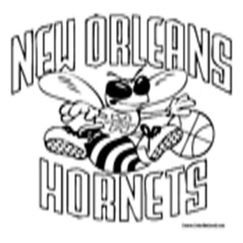 nba hornets coloring pages new orleans pelicans coloring pages coloring pages