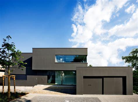 Einfamilienhaus Architektur by Georg D 214 Ring Architekten D 220 Sseldorf Einfamilienhaus Neuss