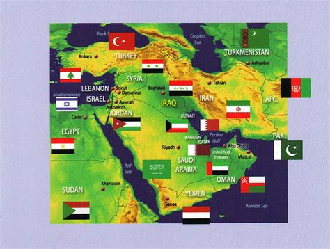 flags of the world middle east flickr photo sharing