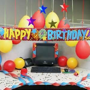 Cubicle Decorating Kits Happy Birthday Fun Cubicle Decorating Pinterest
