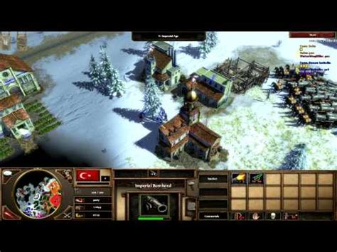 age of empires ottomans age of empires iii 21 ottoman bombards youtube