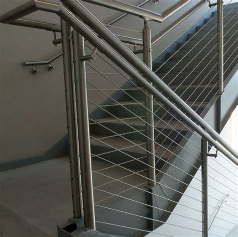 Steel Handrail Systems 11 Best Images About Cable Guardrails On Cable