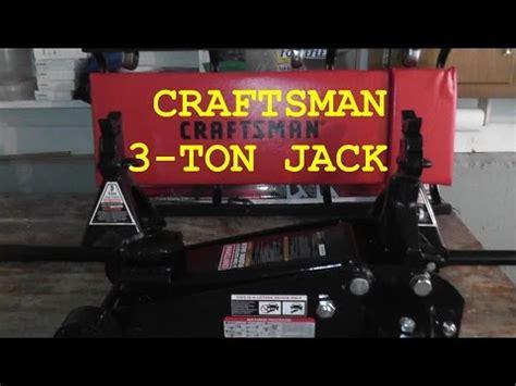 How To Bleed A Craftsman Floor by 4 Ton Harbor Freight Heavy Duty Floor Funnydog Tv