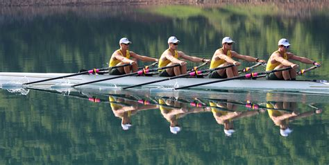 rowing boats australia uq making waves with online rowing coaching course news