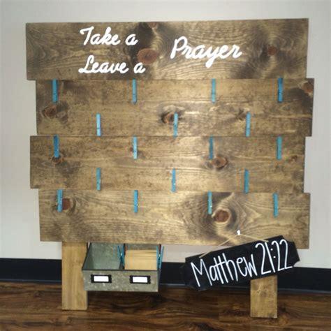 vestibulo iglesia diy prayer board more girls c pinterest