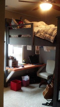 loft bed with desk for low ceiling quot ive always liked the idea of more room chairs from the