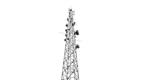 telecommunication tower cgtrader