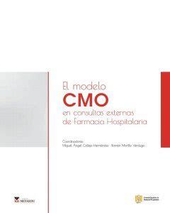 libro sobornos de cmo el modelo cmo en consultas externas de farmacia hospitalaria