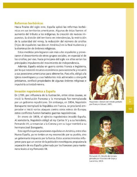 libro de historia 4 to grado 2015 causas de la independencia historia 4to bloque 5 apoyo