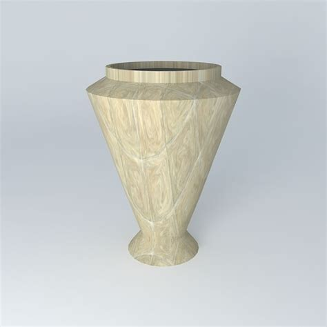 Sketchup Vase by Ceramic Vase Decoration Free 3d Model Max Obj 3ds Fbx
