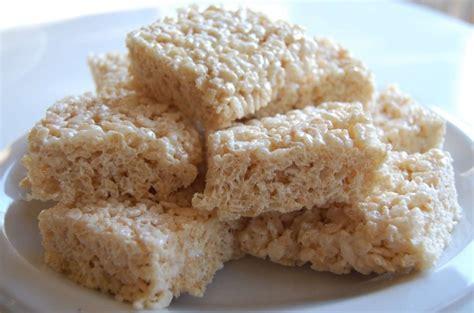 rice krispies treats raising three rice krispie treats