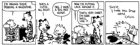 calvin and hobbes valentines day pinstrosity mix it up valentines