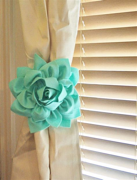 flower tie backs for curtains 1000 ideas about flower curtain on pinterest weddings