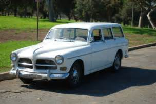 1963 Volvo For Sale 1963 Volvo 122 Wagon Runs No Reserve For