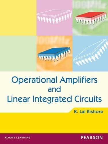 operational lifiers and linear integrated circuits by k lal kishore free operational lifiers and linear integrated circuits avaxhome