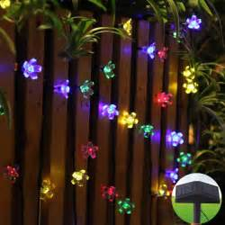 Patio Led Lights String by Buy Innoo Tech Led Solar Fairy String Lights Outdoor 80
