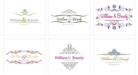 designmantic wedding monogram creating a quick wedding monogram designmantic the