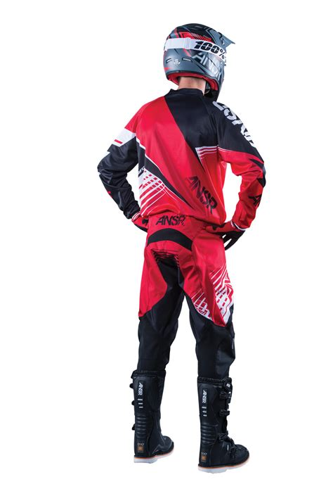 childrens motocross gear answer new 2016 youth mx syncron red black bmx motocross