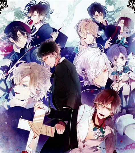 black cherry anime diabolik lovers more blood