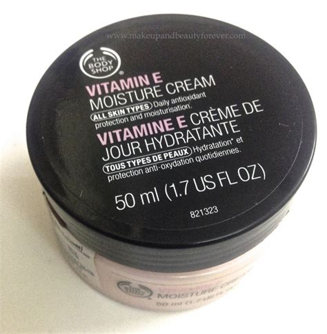 Sale The Shop Original Vitamin E Moisture the shop vitamin e moisture review