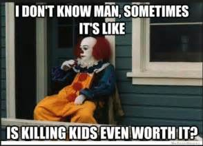 Pennywise The Clown Meme - the 15 most hilarious pennywise the clown memes on the