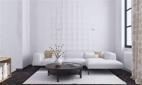 space decor the brilliant way to create your minimalist living room