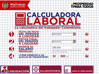 hacienda lanza una herramienta para calcular las gobierno lanza herramienta para calcular prestaciones