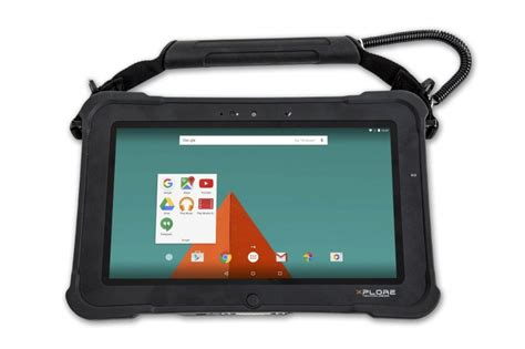 Rugged Tablet Android by Xslate D10 Rugged Android Tablet Pc