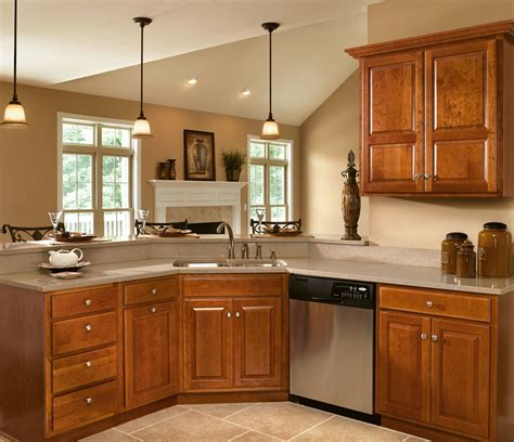 Haas Kitchen Cabinets | northeast ohio remodeling projects kitchen bathroom