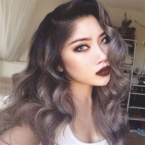 taupe hair color silvery taupe hair limecrime salem lipstick i need this
